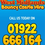 West Midlands Bouncy Castle Hire