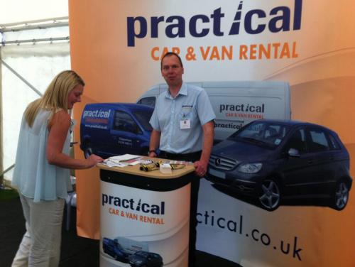 Practical Car Rental Basildon