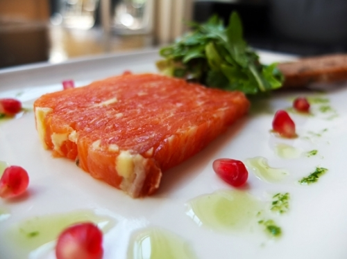 Salmon Terrine