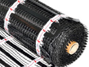 Warmset BLACK Infrared Underfloor Heating Mesh