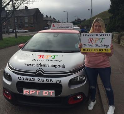 Driving Lessons Halifax - Jordan Hoyle