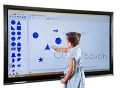 CleverTouch Plus - ideal touch screens for education