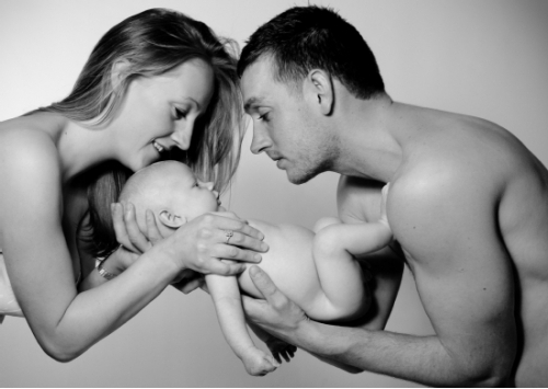 Natural Baby and family Photography