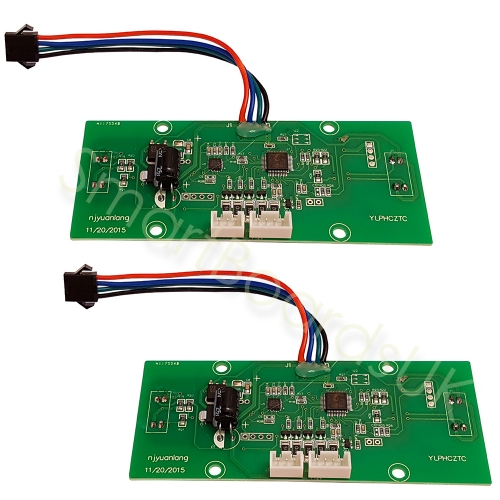 GYRO CIRCUIT BOARD (WIRED TYPE) - PAIR