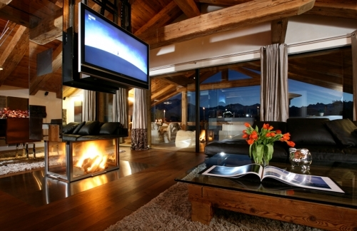 Chalet Spa - Verbier Switzerland