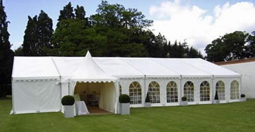 Marquee And Pagoda1