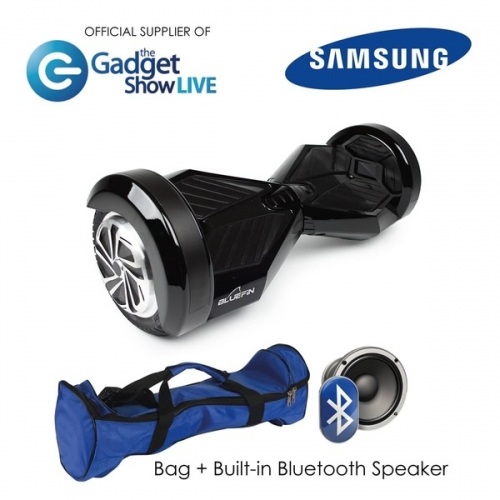 8 INCH DRIFTER HOVERBOARD SWEGWAY IN BLACK