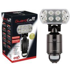 ESP GuardCam LED Floodlight with PIR Camera