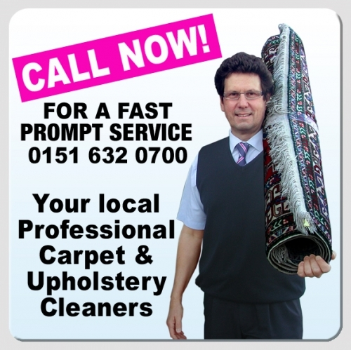 Carpet Cleaning Wirral, prompt service