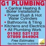 G1 Plumbing