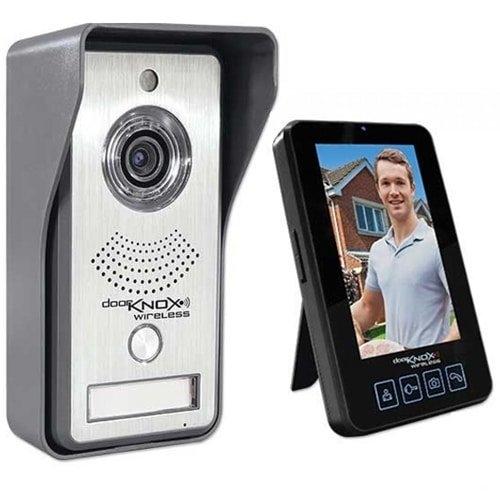 Doorknox Vdp400 Wireless Video Intercom