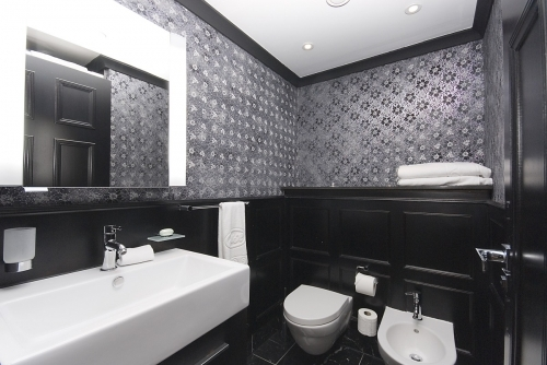Mayfair House Penthouse Luxury Bathrooms