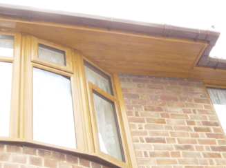 Woodgrain Fascias and Soffits