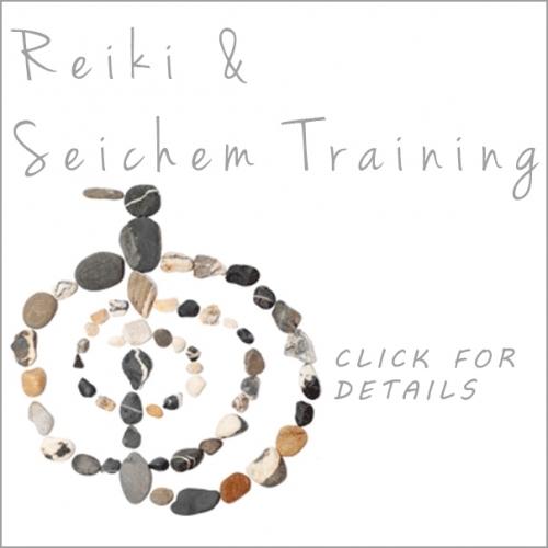 Seichem Reiki Training