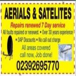 Aerials & Satellites
