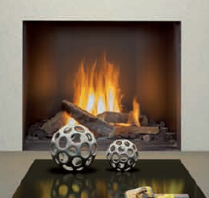 Faber four seasons gas fire