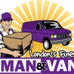 London's Finest Man with a Van | Man and Van London Man Van - house removals