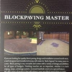 Blockpaving Master