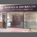 Barnes & Hicks Ltd - funeral directors