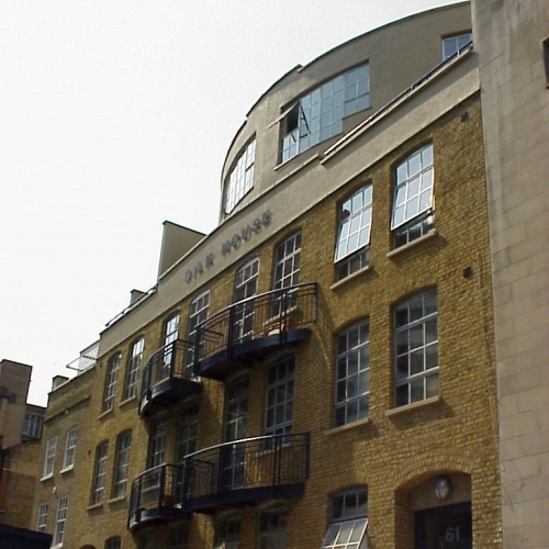 Warehouse Conversion, Gee Street, London
