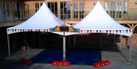 chinese hat, pagoda tents for hire,