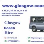 Glasgow Coach Hire