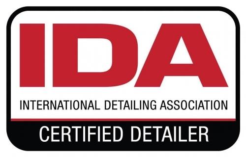 International Detailing Association Certified