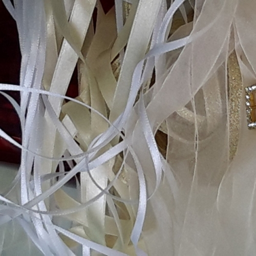 Organza Ribbon Suppliers to the UK