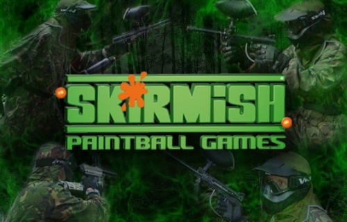 Skirmish Logo Green