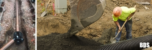 Drain Excavation London – Damaged Pipe Replacement