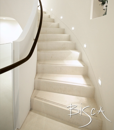 Bisca Stone Feature Staircase 3089