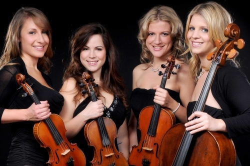 Flower Quartet - Amazing String Quartet
