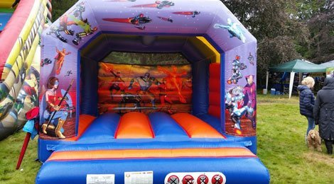 Bouncy Castle Hire in Inverness