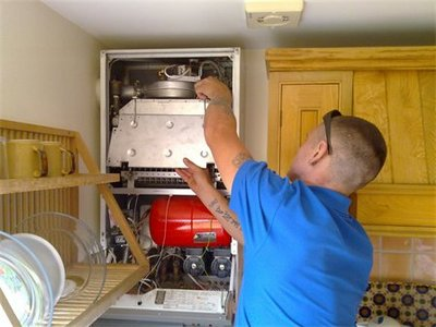 boiler repairs oxford