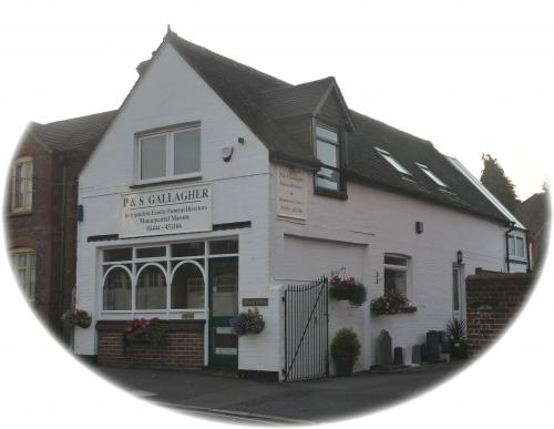 Fraser House - Our premises in Triangle Road, Haywards Heath