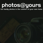 photos at yours logo - fun family photography in the comfort of your own home