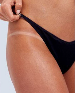 Spray tanning