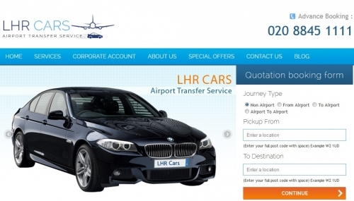 Airport Express Cars London Reviews