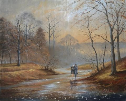 "Jeff Rowland ""Warm and Glowing"""