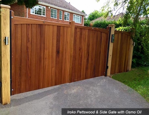 Gates And Fences Uk Gates Metal Manufacture In Torquay