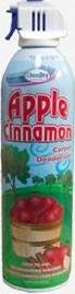Apple Cinnamon Carpet Deodoriser