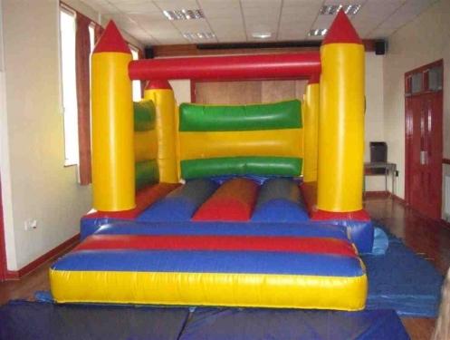 Indoor Bouncy Castle 11x15