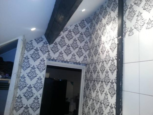 Wallpapering Service and Wallpaper Hanging in Ipswich