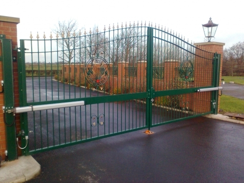 Automated Security Design Ltd Security Equipment