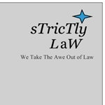 Strictly Law
