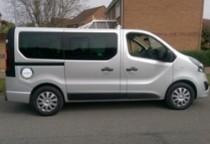 Minibus Hire In Diss