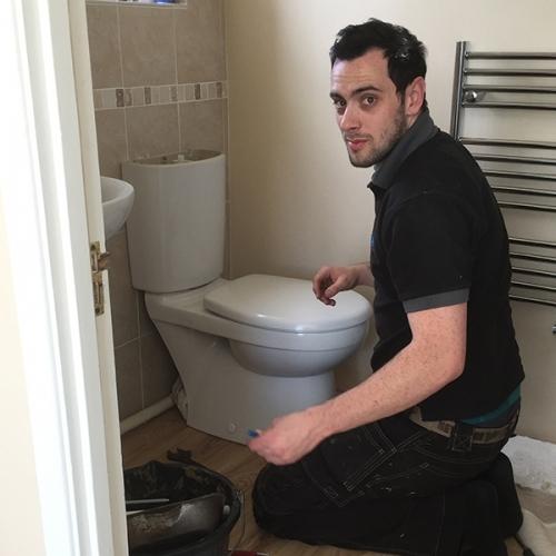 Toiler Repair
