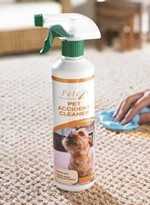 Pet Accident Cleaner - This will come in useful for every pet owner