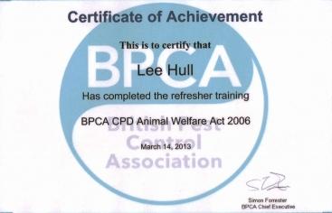 Animal Welfare Act 2006