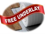 Free Underlay!
